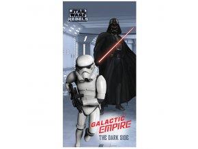 Osuška Star Wars Dark Side 75/150