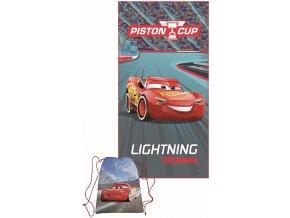 Osuška Micro Cars Crossroad s vakem 70/140