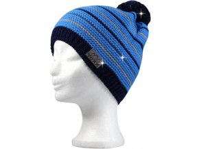 čepice Forte modra