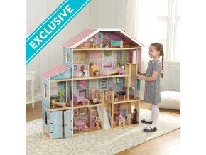 Kidkraft dřevěný domeček Grand View mansion1