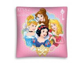Povlak na polštářek Disney Princezny micro 40/40
