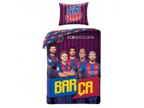 Povlečení Barcelona Hráči 140/200, 70/90 - skladem