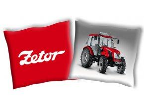 Povlak na polštářek Traktor Zetor 2 40/40 - skladem