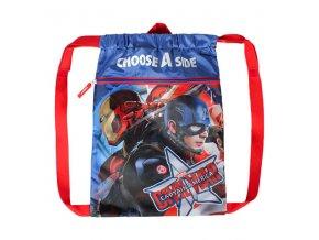 Sportovní lehký batoh Avengers 45 cm