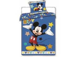 Povlečení Mickey Star 140/200 cm