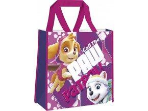 EUROSWAN Dětská nákupní taška Paw Patrol lila  Polypropylen, 38 cm