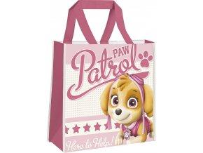 EUROSWAN Dětská nákupní taška Paw Patrol Skye  Polypropylen, 38 cm