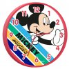 EUROSWAN Hodiny Mickey color Plast, 24 cm