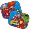 SEVEN Sluneční clony Avengers Super Hero Polyester, 2ks