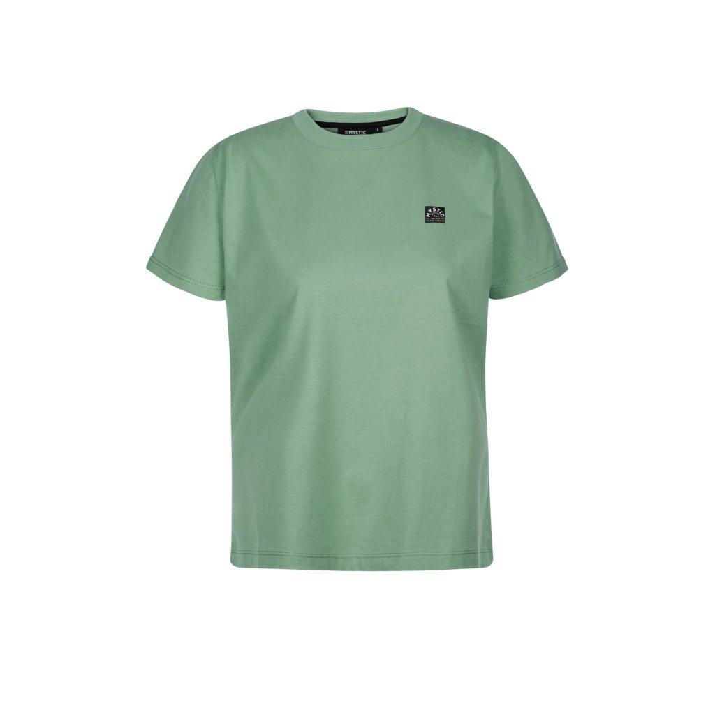 Dámské tričko Lowe Tee Women, Seasalt Green