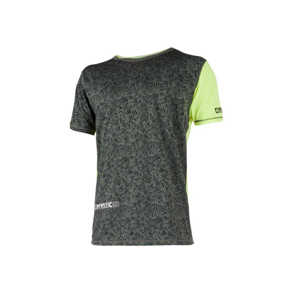 Tričko do vody Drip S/S Quickdry, Lime