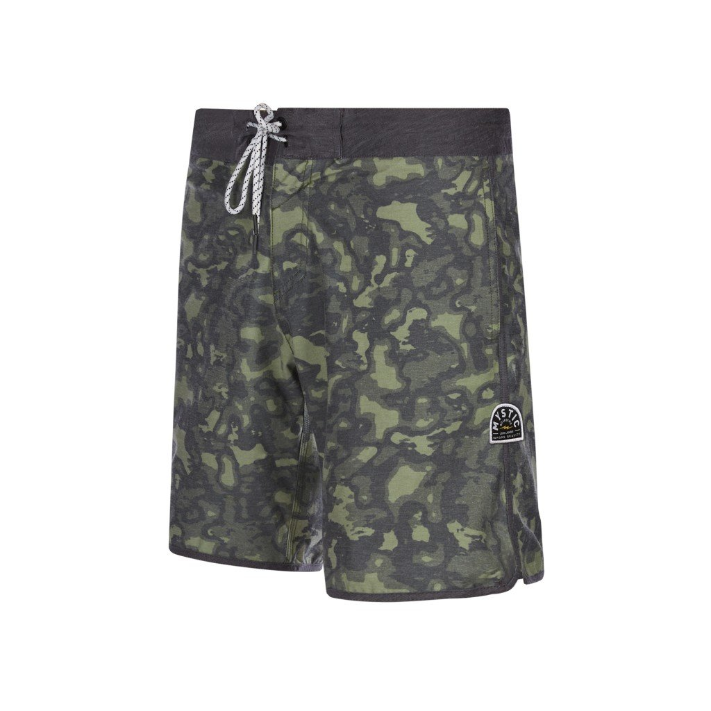 Pánské boardshorty The Outsider Boardshort, Camouflage