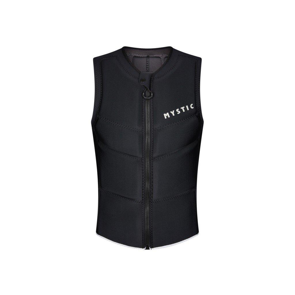 Nárazová vesta Star Impact Vest Fzip Kite, Black