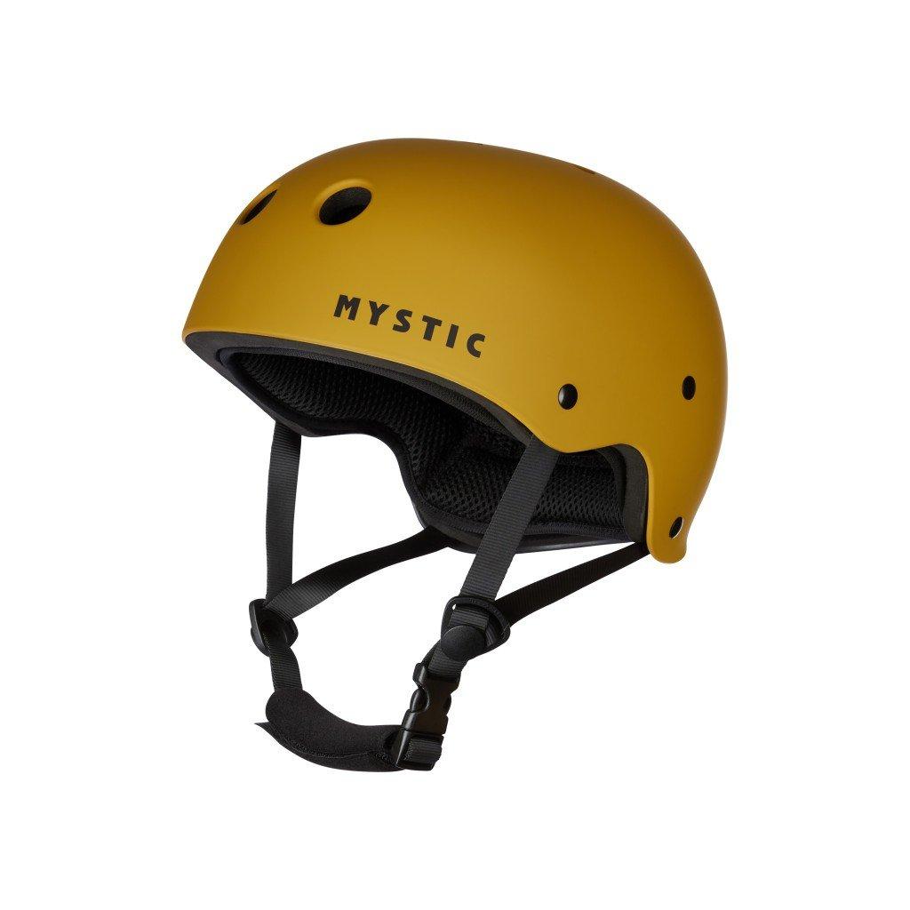 Helma MK8 Helmet, Mustard