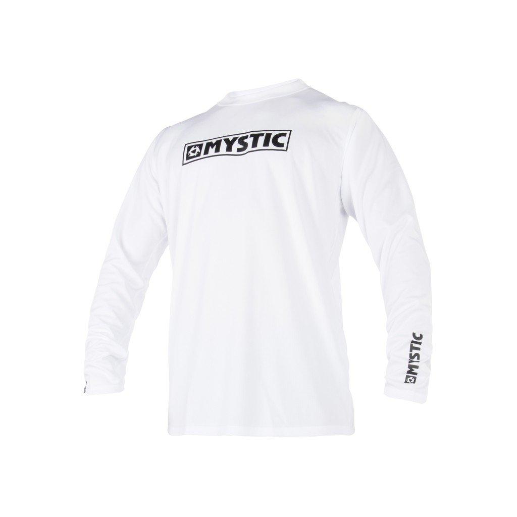 Tričko do vody Star L/S Quickdry, White
