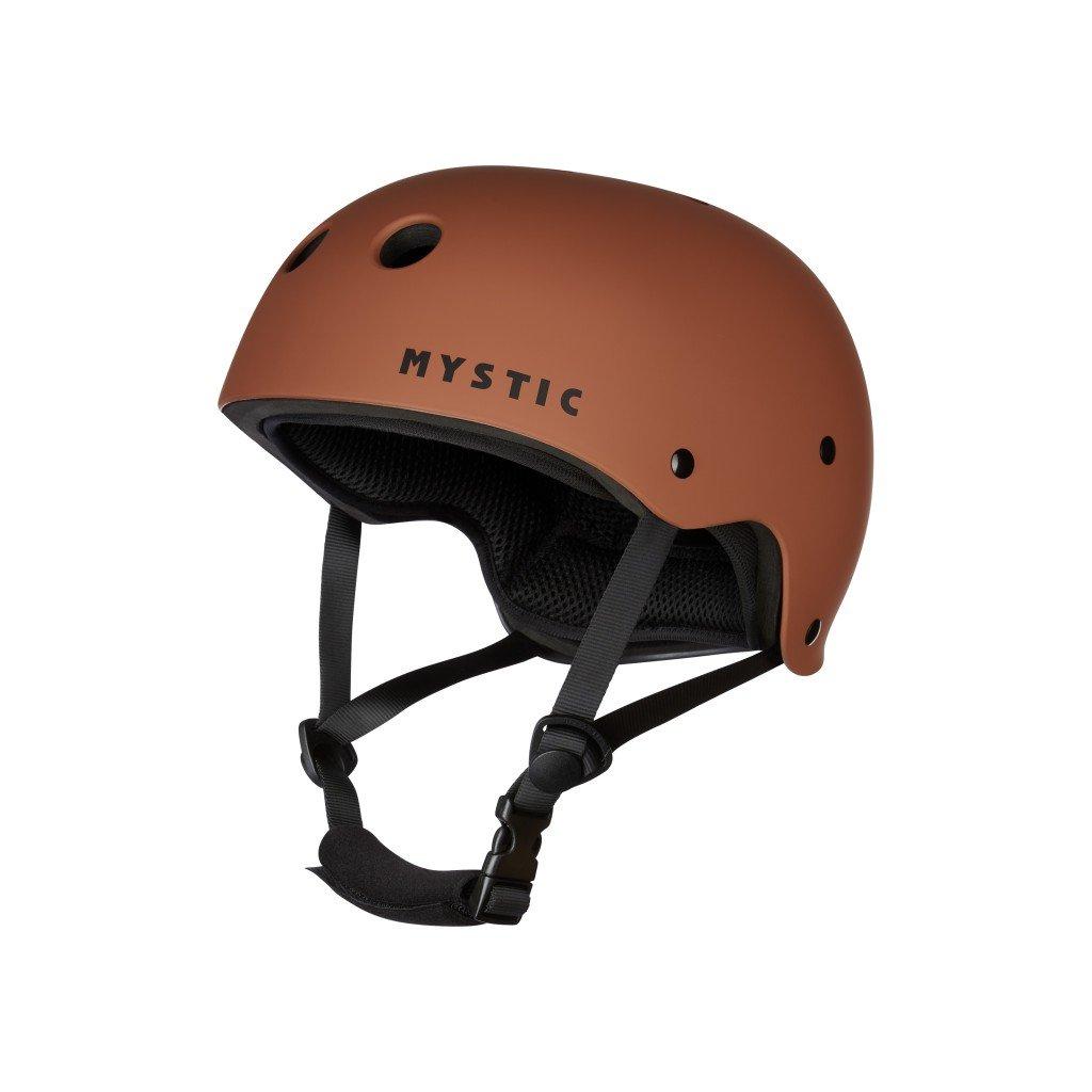 Helma MK8 Helmet, Rusty Red