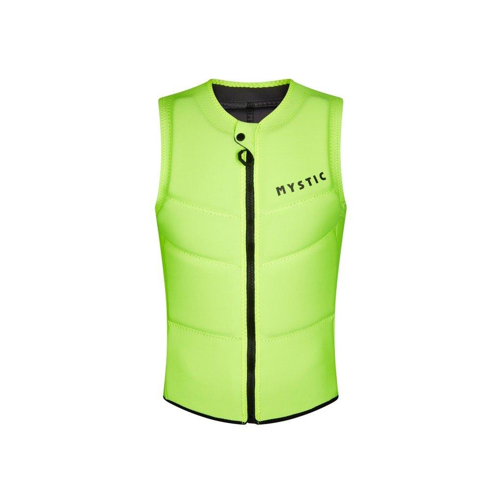 Nárazová vesta Star Impact Vest Fzip Kite, Flash Yellow
