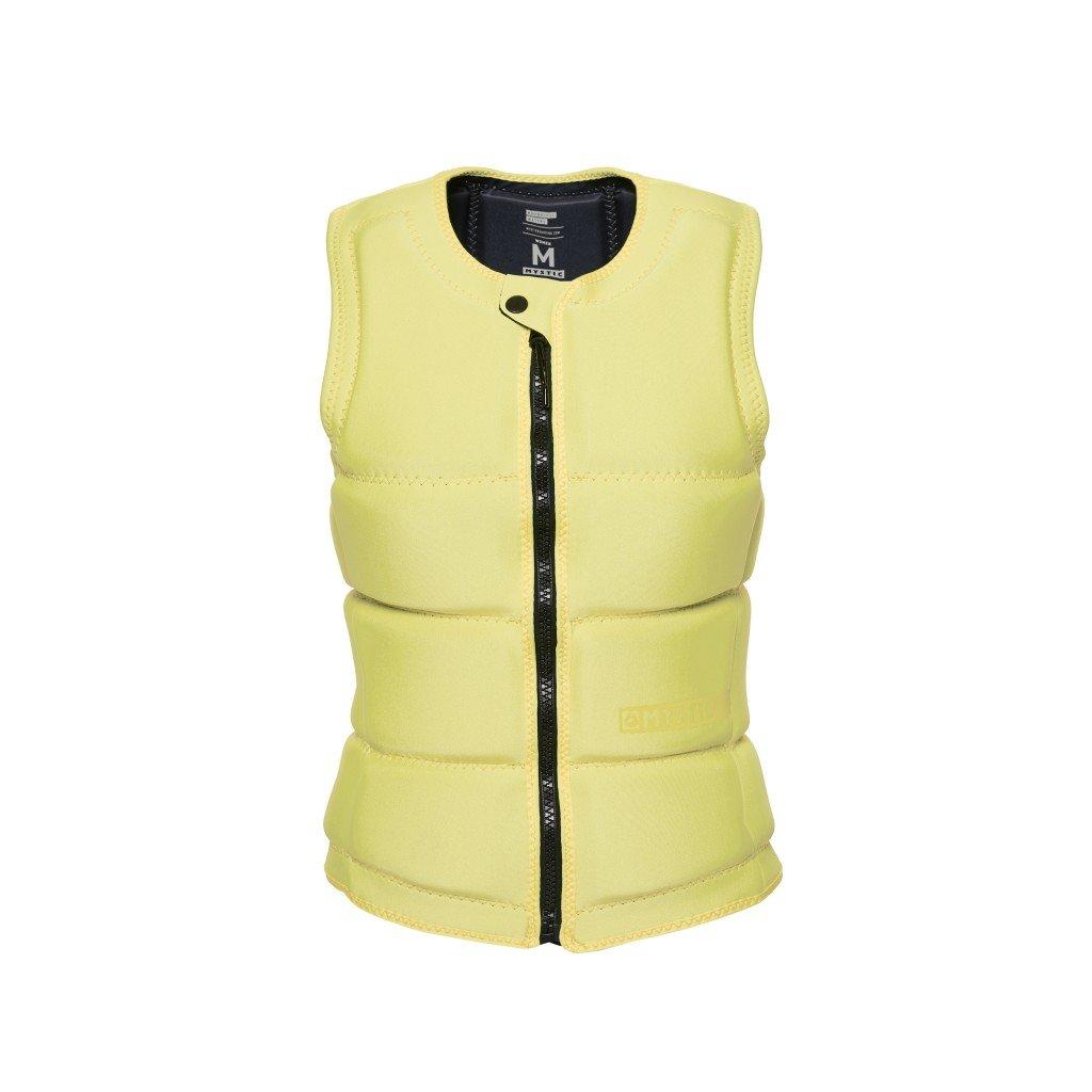 Vesta na wake Star Impact Vest Fzip Wake Women, Pastel Yellow