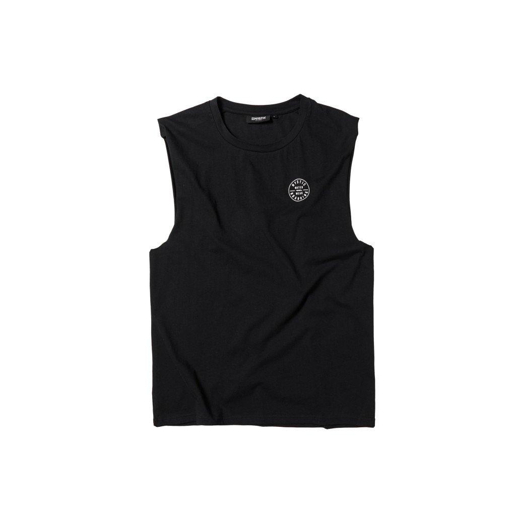 Pánské tričko Boarding Singlet, Black