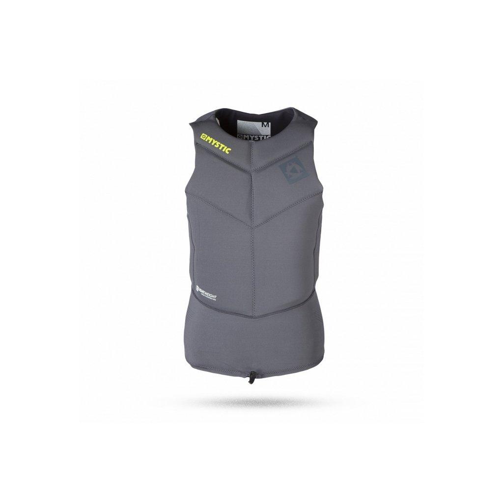 Nárazová vesta Majestic D3O Kite Vest, Grey