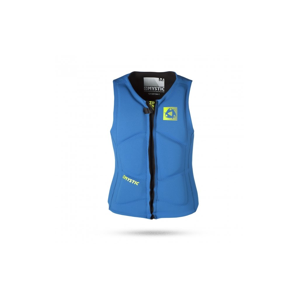 Vesta na wake Brand Wakeboard Vest Zip, Blue
