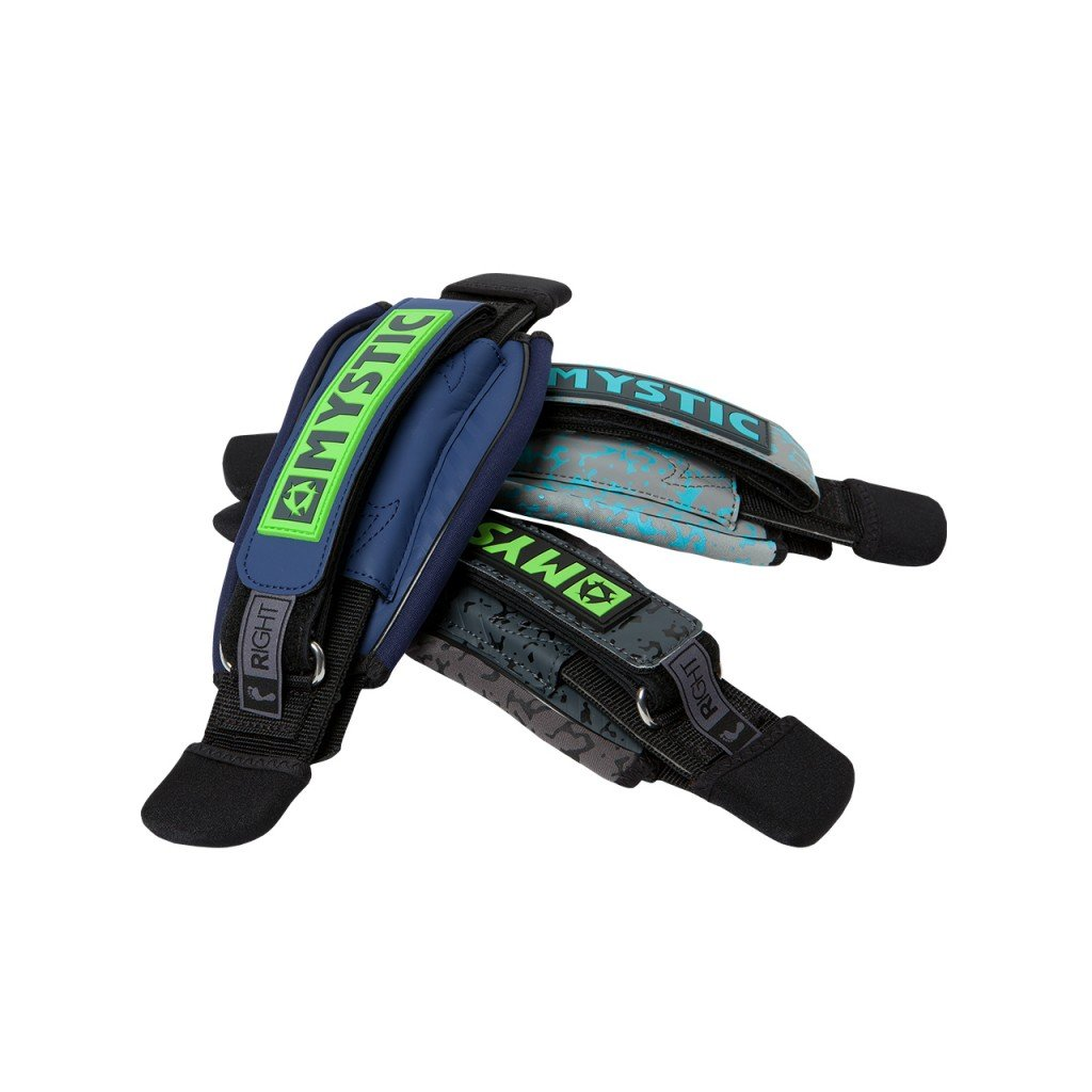 Kite Footstrap Adjustable Set, Blue