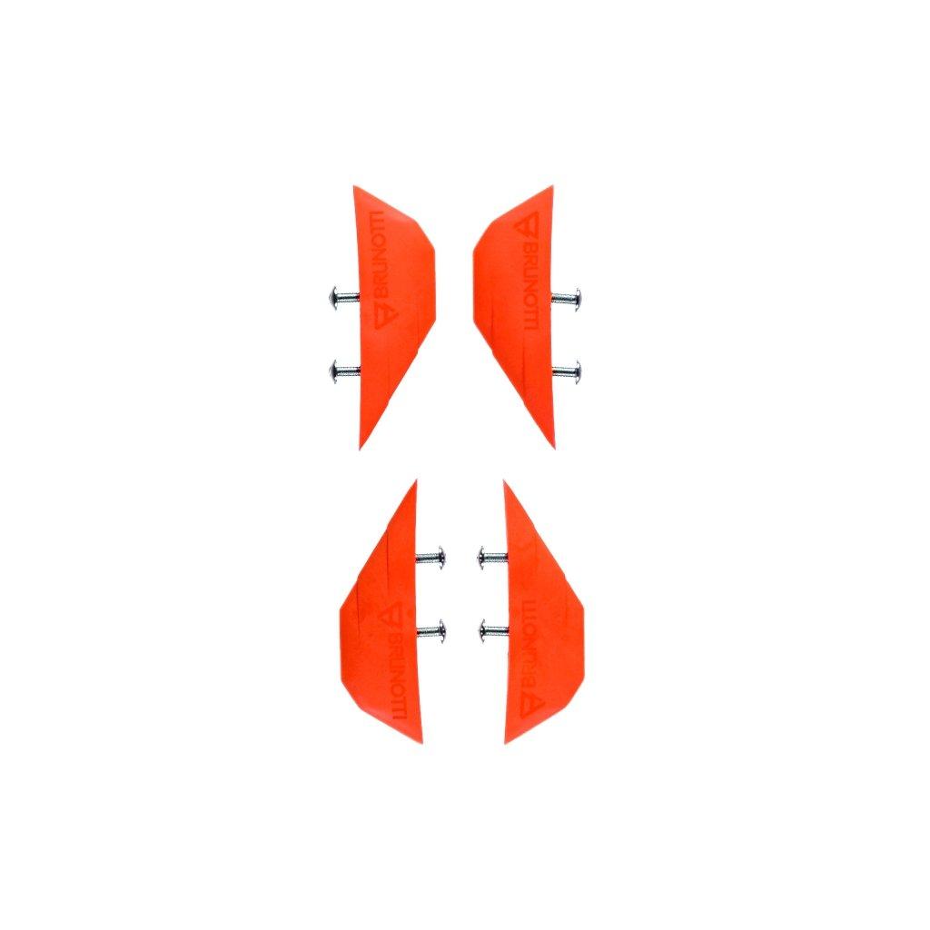 Ploutvičky Splitter Twintip Fins Uni