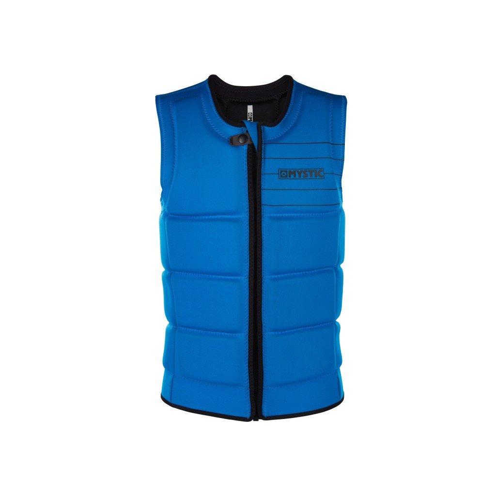 Vesta na wake Brand Impact Vest Fzip, Blue