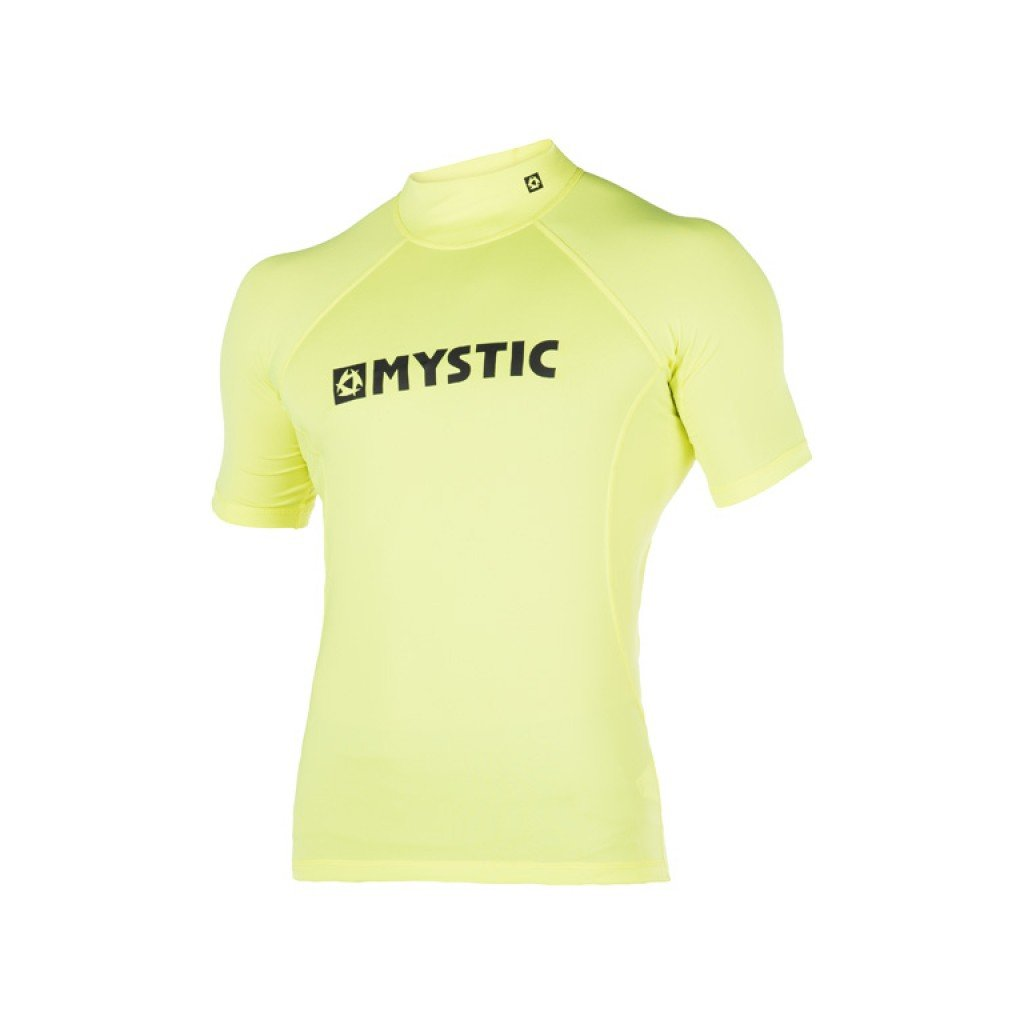 Lykra Star S/S Rashvest, Lime
