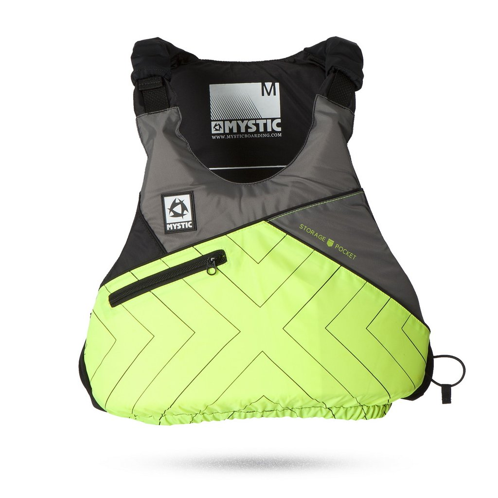 Vesta na vodu Endurance Float Vest Zipfree, Black
