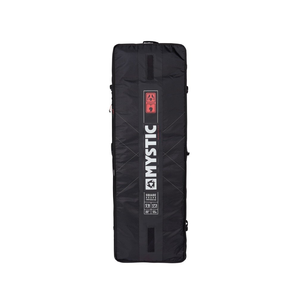 Cestovní obal na prkno Gear Box Square, Black 1.65m