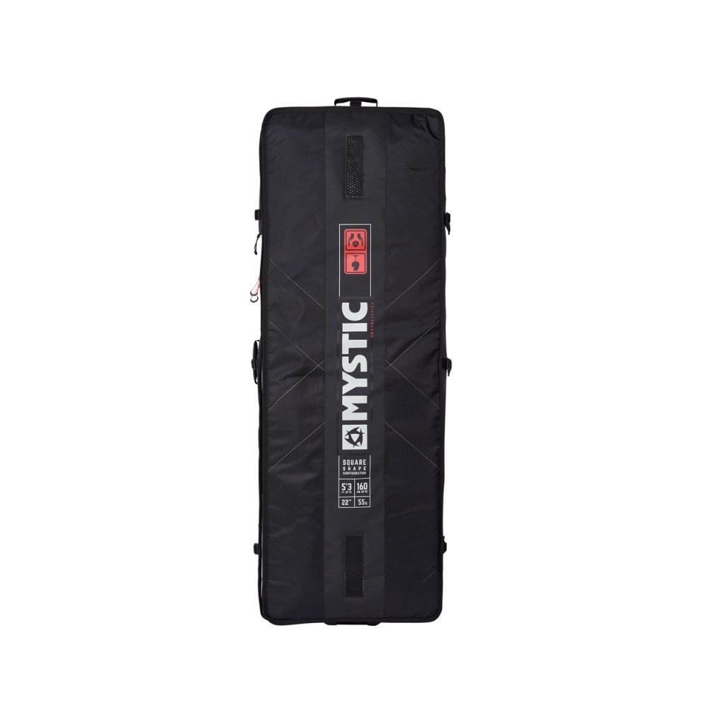 Cestovní obal na prkno Matrix Boardbag Square, Black 1.45m