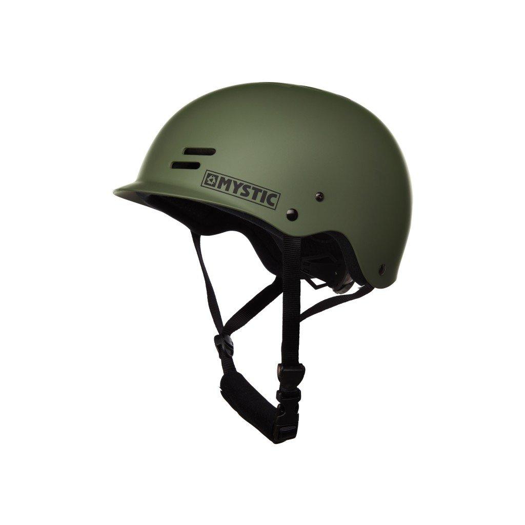 Helma Predator (bez chráničů uší), Dark Olive