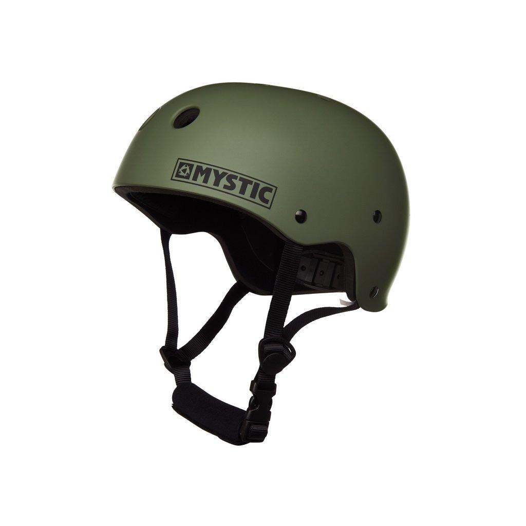 Helma MK8 (bez chráničů uší), Dark Olive