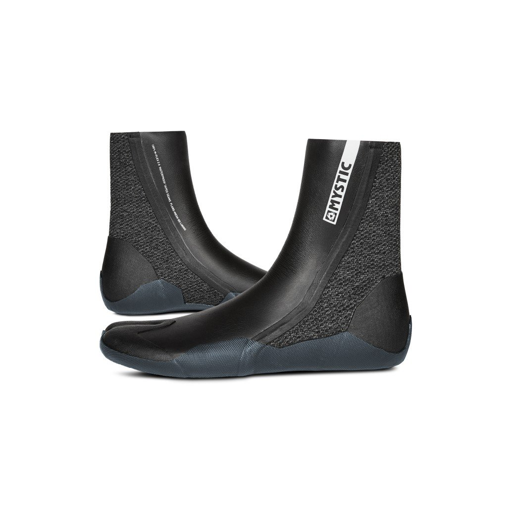 Neoprénové boty Supreme Boot 5mm Split Toe, Black