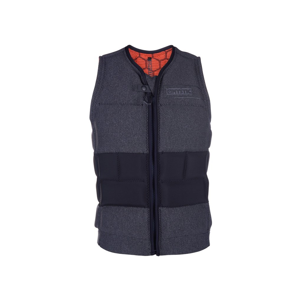 Vesta na wake Legend Impact Vest FZ Wake, Black
