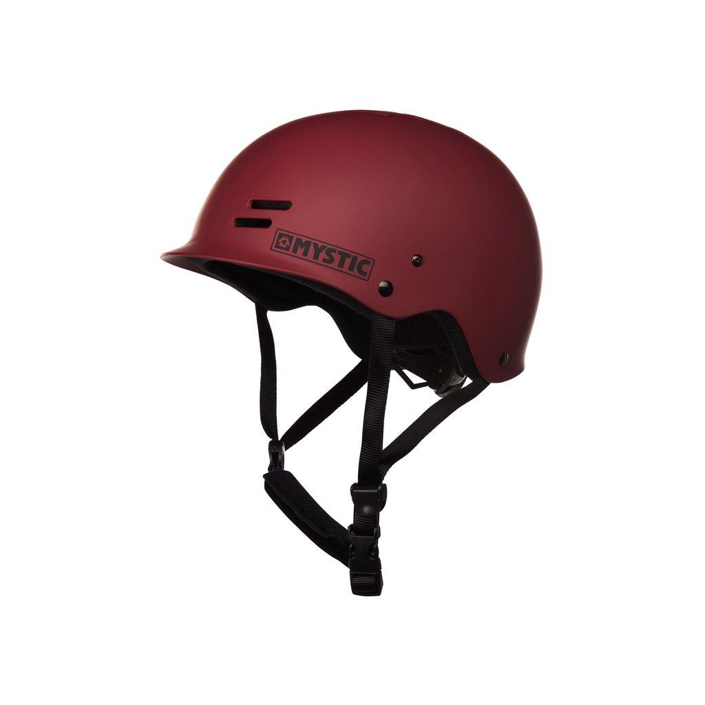 Helma Predator (bez chráničů uší), Dark Red