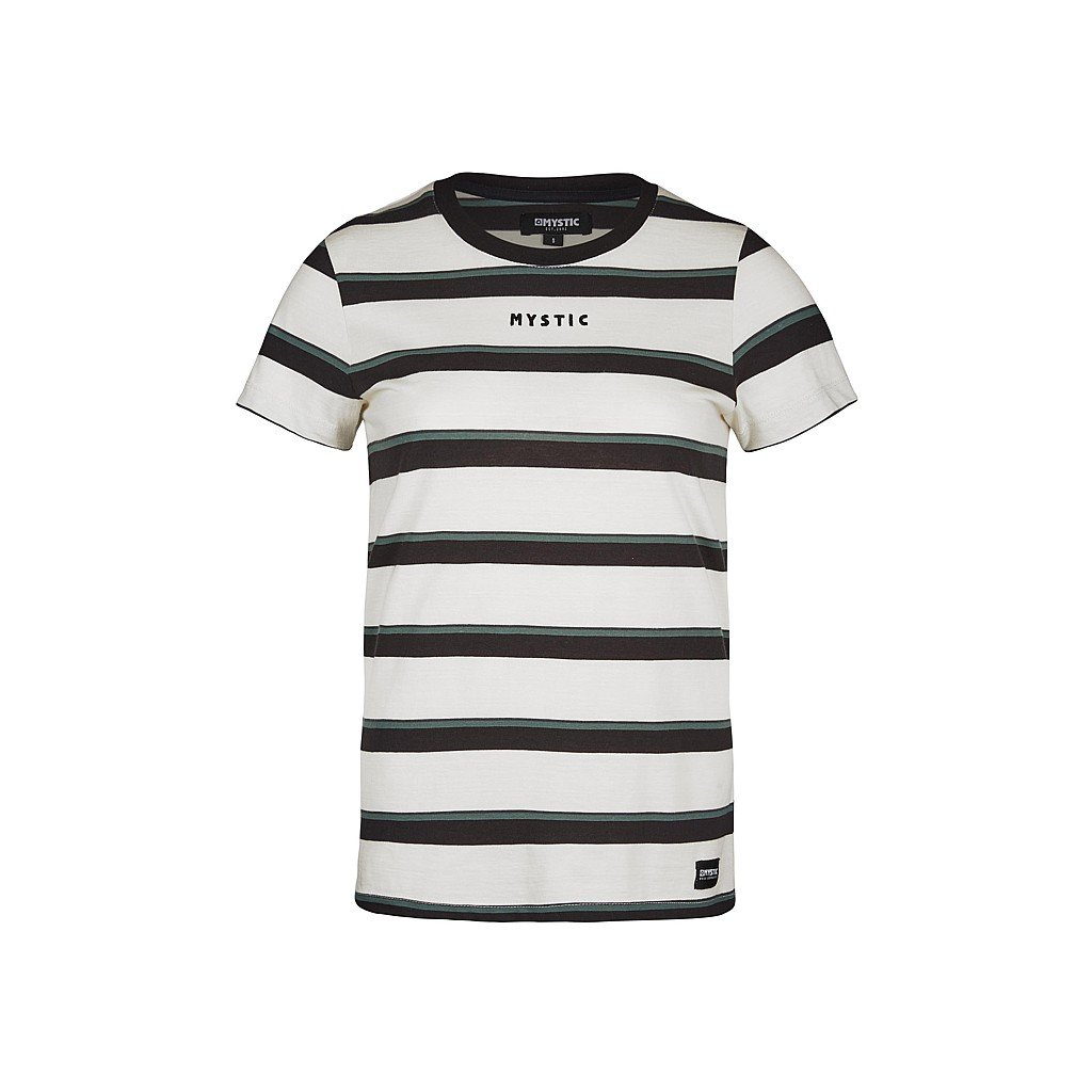 Tričko Raina Tee, White/Black