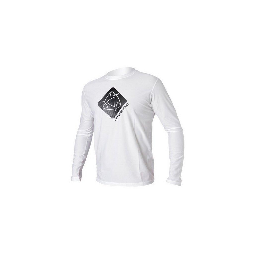 Tričko do vody Star Quick Dry L/S, White