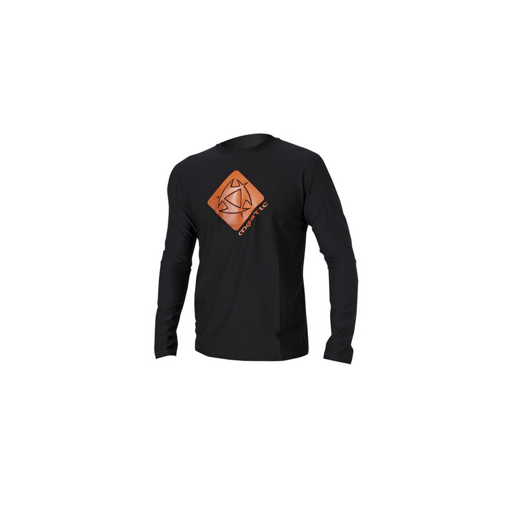 Tričko do vody Star Quick Dry L/S, Black