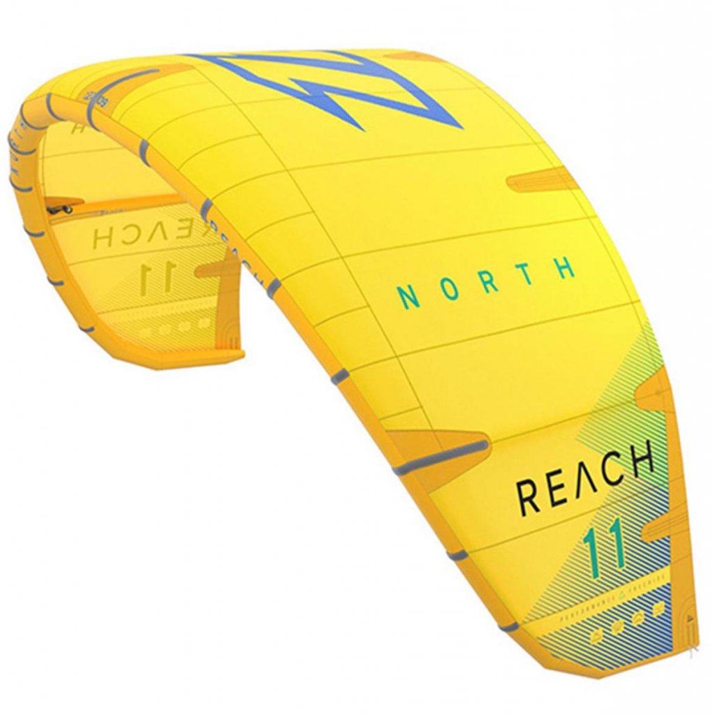 Reach Kite (kite only), Yellow
