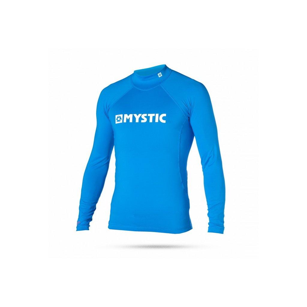 Lykra Star Rash Vest Junior L/S, Blue