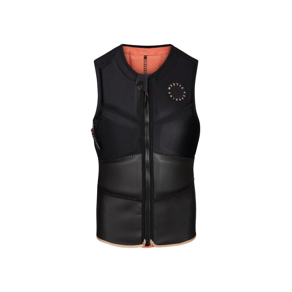 Nárazová vesta Gem Impact Vest Fzip Kite Women, Black