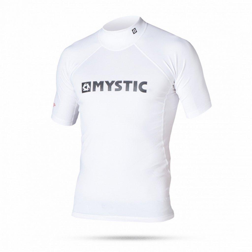 Star Rashvest S/S, White