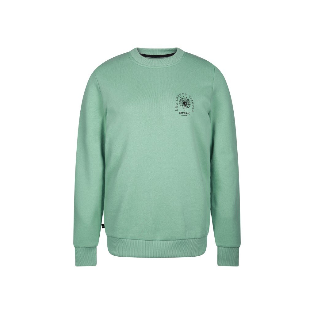 Dámská mikina Seasoning Sweat Women, Seasalt Green