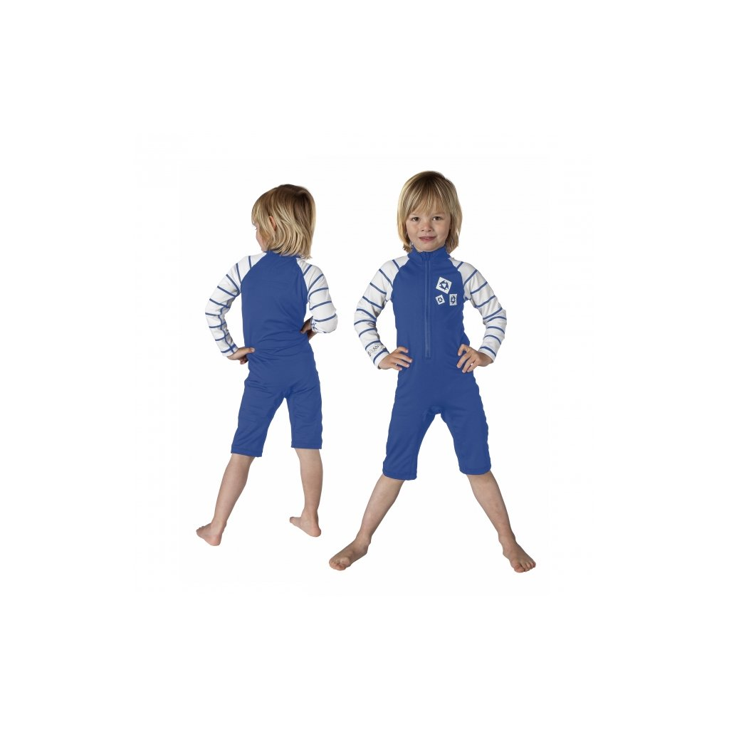 Dětský overal Star Rash Kids, Blue