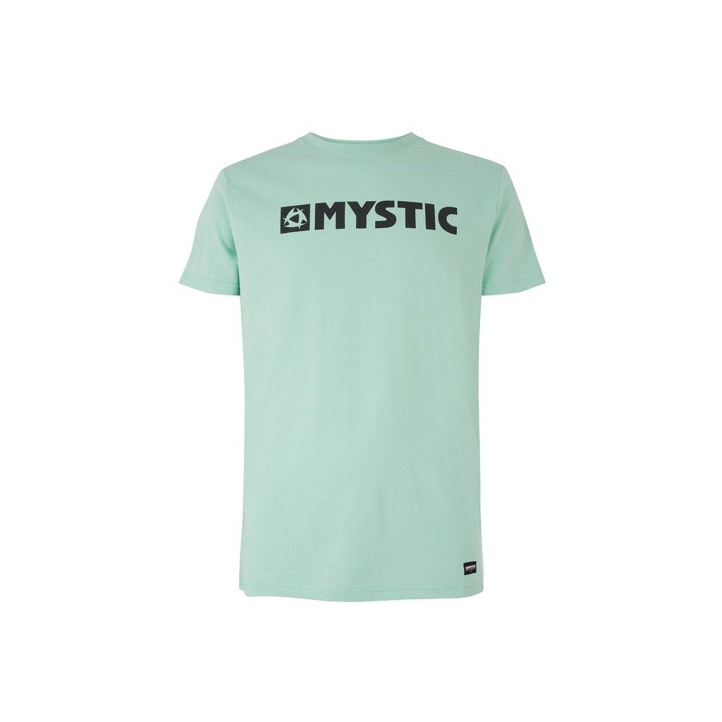 Pánské tričko Brand Tee, Mist Mint