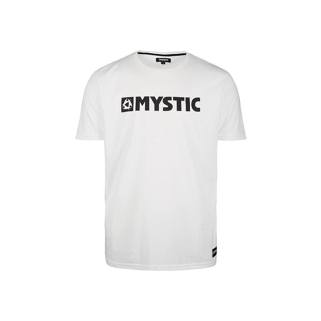 Pánské tričko Brand Tee, White