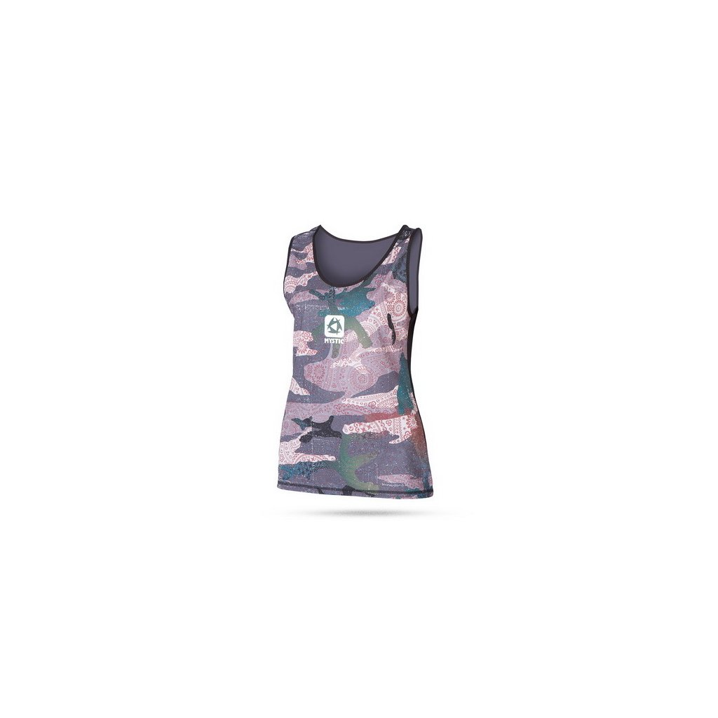 Tričko do vody Ambush Quickdry Women Tanktop, Camouflage