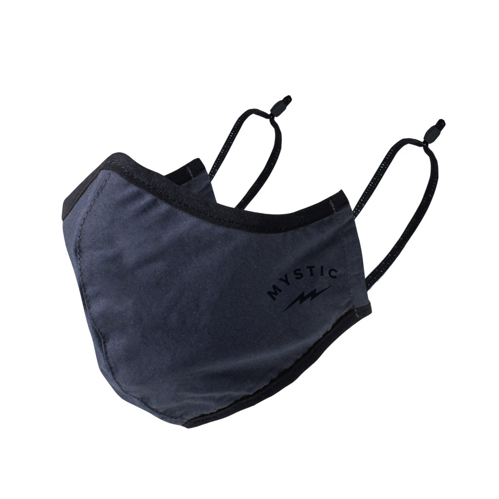 Bavlněná rouška Brand Mask, Night Blue